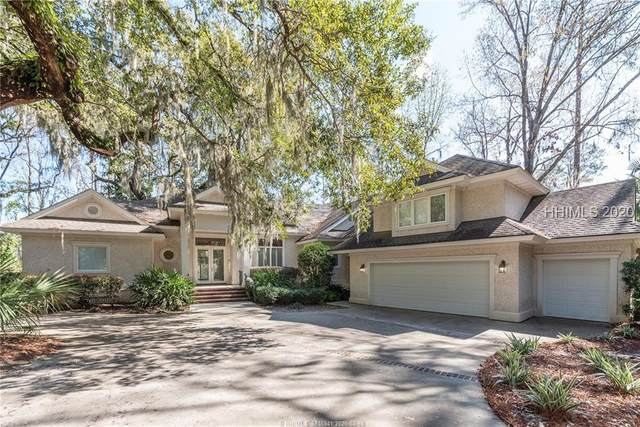 107 Winding Oak Drive, Okatie, SC 29909 (MLS #401166) :: Hilton Head Dot Real Estate