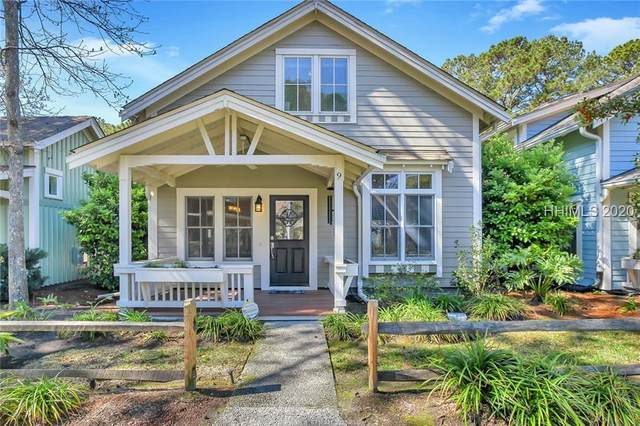 625 Spanish Wells Road #9, Hilton Head Island, SC 29926 (MLS #401188) :: The Coastal Living Team
