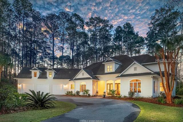 36 Rose Hill Drive, Bluffton, SC 29910 (MLS #401192) :: Southern Lifestyle Properties