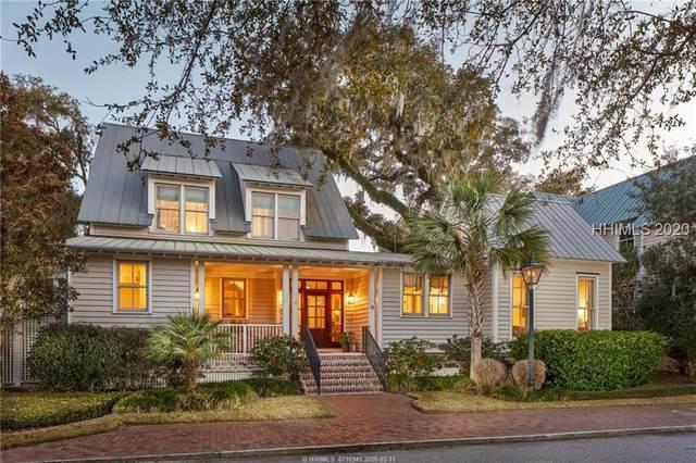 12 N Drayton Street, Bluffton, SC 29910 (MLS #401227) :: Southern Lifestyle Properties