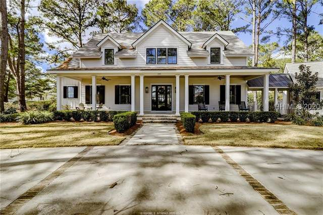 345 Bamberg Drive, Bluffton, SC 29910 (MLS #401301) :: Hilton Head Dot Real Estate