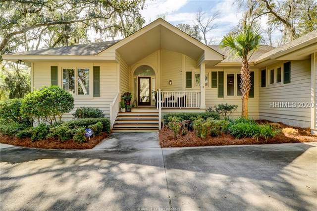 9 Bateau Road, Hilton Head Island, SC 29928 (MLS #401304) :: The Coastal Living Team