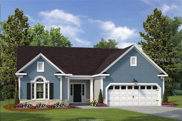 14 Lawton Pond Lane, Bluffton, SC 29910 (MLS #401305) :: The Coastal Living Team