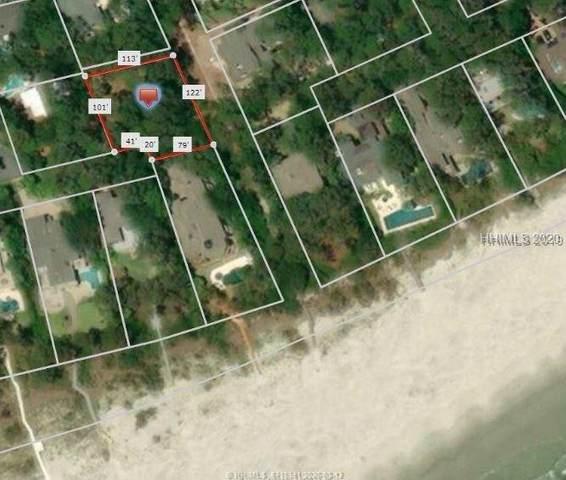 11 Green Wing Teal Road, Hilton Head Island, SC 29928 (MLS #401315) :: The Coastal Living Team
