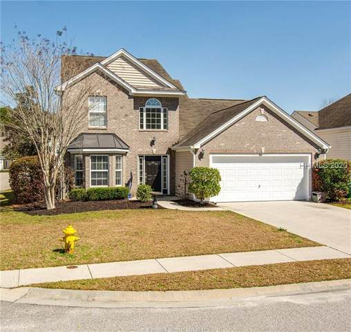 141 Oakesdale Drive, Bluffton, SC 29909 (MLS #401321) :: The Alliance Group Realty