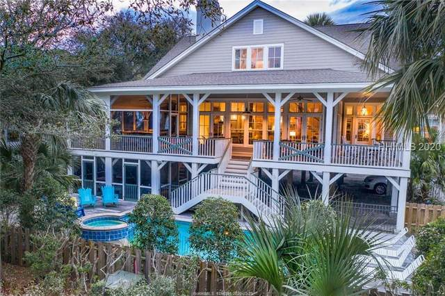 22 Carters Manor, Hilton Head Island, SC 29928 (MLS #401344) :: Southern Lifestyle Properties