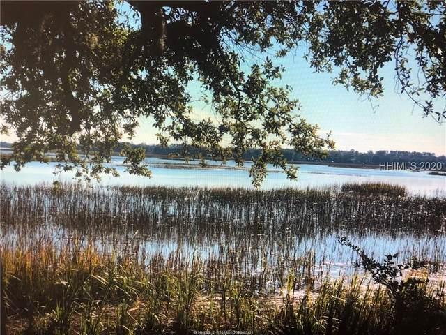 4 Islands Causeway, Beaufort, SC 29907 (MLS #401347) :: The Coastal Living Team