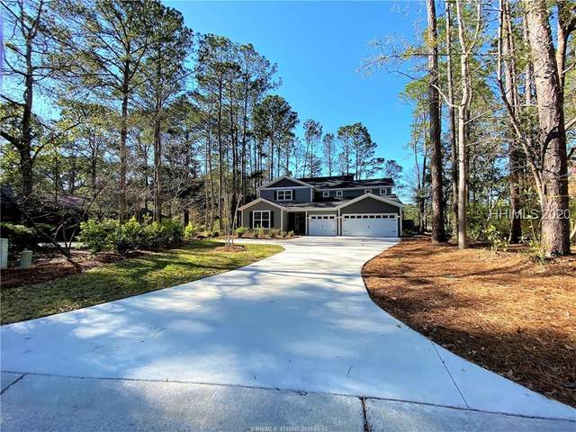 11 Hathaway Lane, Bluffton, SC 29910 (MLS #401348) :: Collins Group Realty