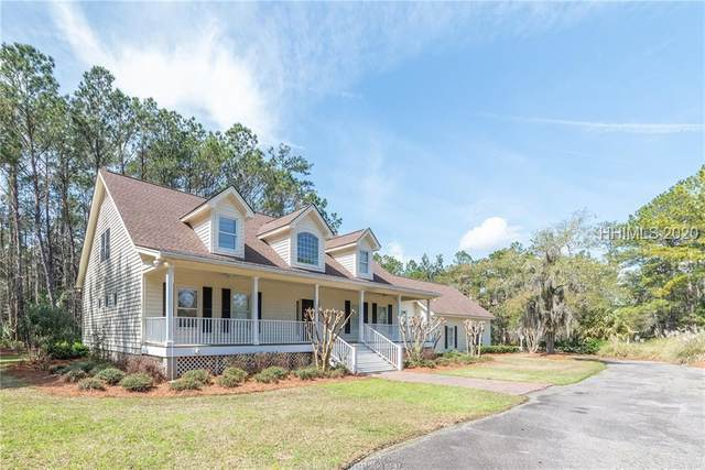 192 Callawassie Drive, Okatie, SC 29909 (MLS #401367) :: Hilton Head Dot Real Estate