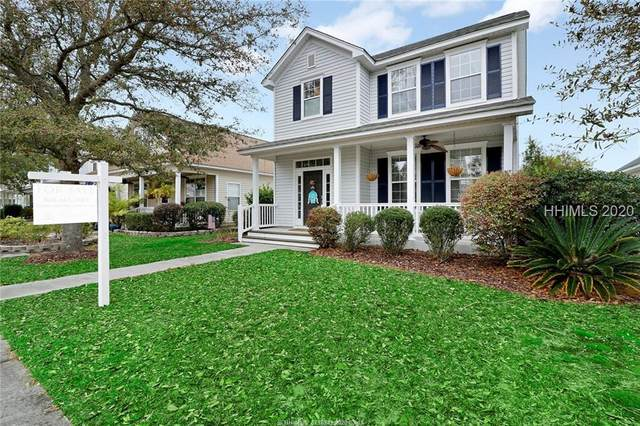 16 4th Avenue, Bluffton, SC 29910 (MLS #401374) :: The Coastal Living Team
