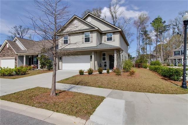 202 Mulberry Grove Lane, Bluffton, SC 29910 (MLS #401408) :: The Coastal Living Team