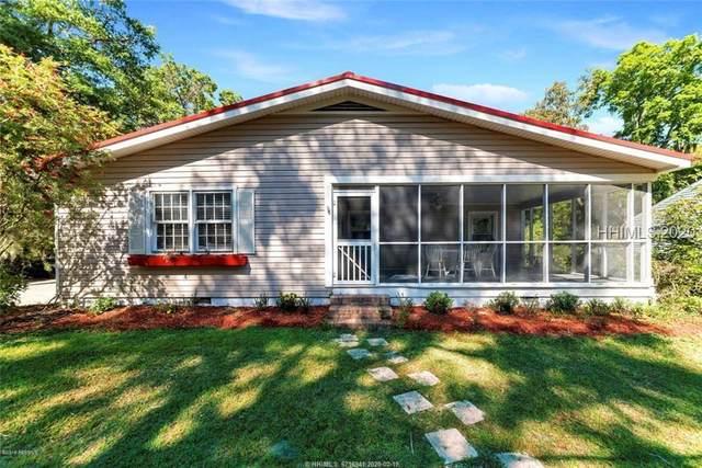 1611 Columbia Avenue, Port Royal, SC 29935 (MLS #401411) :: RE/MAX Island Realty