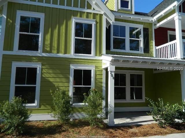 208 Goethe Road #208, Bluffton, SC 29910 (MLS #401430) :: The Coastal Living Team