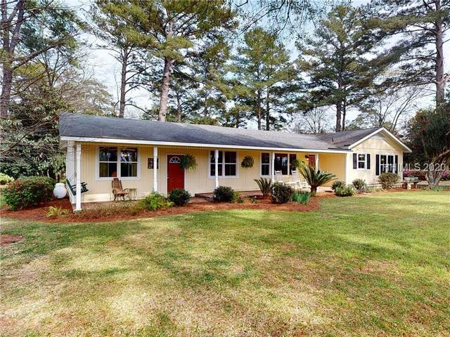 9767 Tarboro Road, Ridgeland, SC 29936 (MLS #401470) :: Hilton Head Dot Real Estate