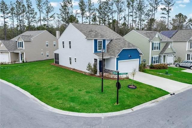 203 Shumard Oak, Bluffton, SC 29910 (MLS #401488) :: The Coastal Living Team