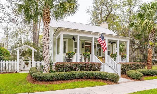4 Tuscarora Trail, Beaufort, SC 29906 (MLS #401508) :: The Coastal Living Team