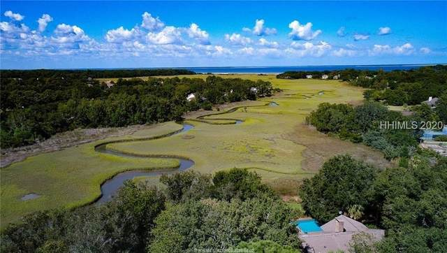 9 Rampart Lane, Hilton Head Island, SC 29928 (MLS #401543) :: Hilton Head Dot Real Estate