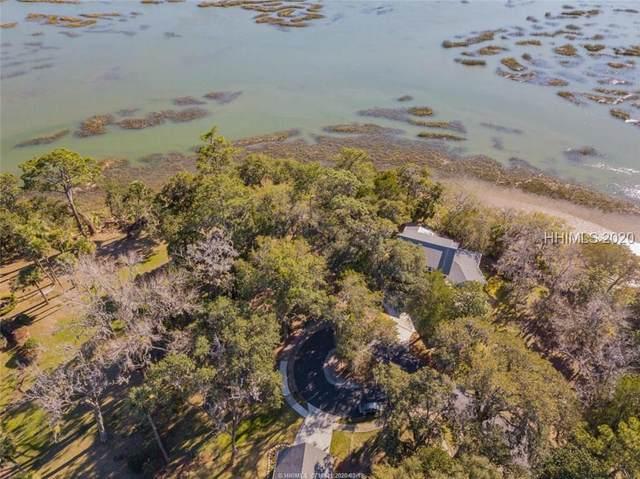 320 Bull Lane, Beaufort, SC 29902 (MLS #401580) :: The Coastal Living Team
