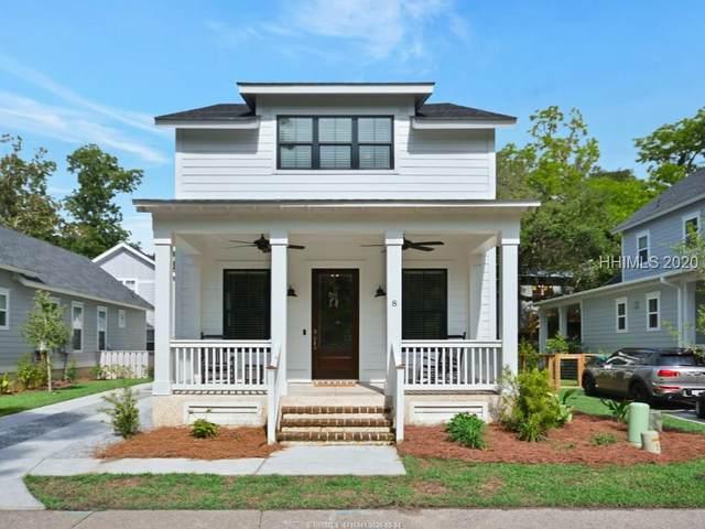 8 Guerrard Ave, Bluffton, SC 29910 (MLS #401588) :: The Coastal Living Team