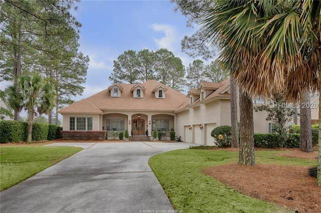 43 Hampton Hall Boulevard, Bluffton, SC 29910 (MLS #401619) :: The Alliance Group Realty