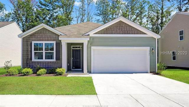 2401 Blakers Boulevard, Bluffton, SC 29909 (MLS #401622) :: RE/MAX Island Realty