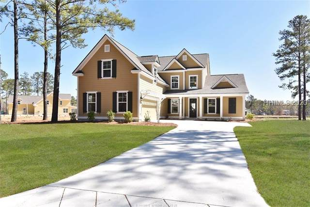 19 Braemar Court, Bluffton, SC 29910 (MLS #401633) :: The Alliance Group Realty