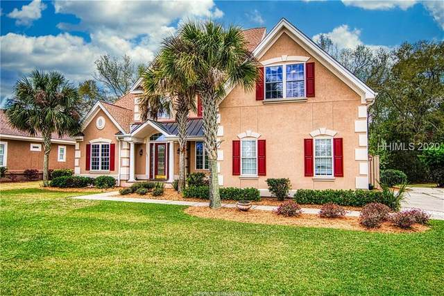 257 Farnsleigh Avenue, Bluffton, SC 29910 (MLS #401647) :: The Alliance Group Realty