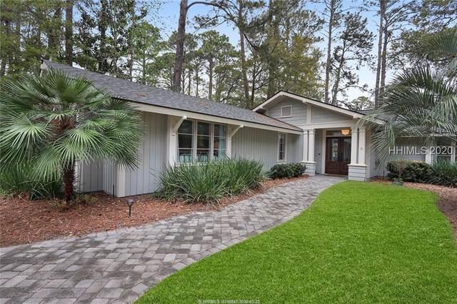 9 Willow Oak Road, Hilton Head Island, SC 29928 (MLS #401697) :: The Sheri Nixon Team