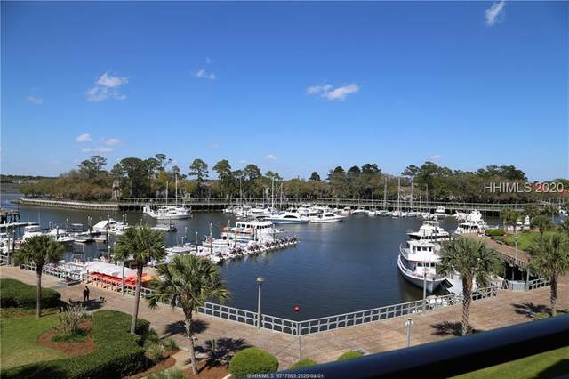 9 Shelter Cove Lane #311, Hilton Head Island, SC 29928 (MLS #401714) :: Hilton Head Dot Real Estate
