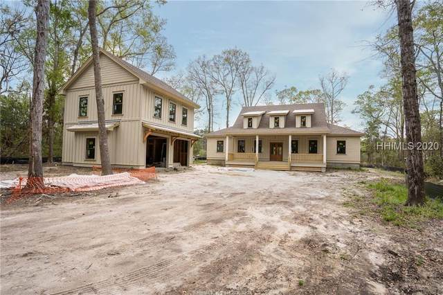 39 King Charles Drive, Seabrook, SC 29940 (MLS #401724) :: RE/MAX Coastal Realty