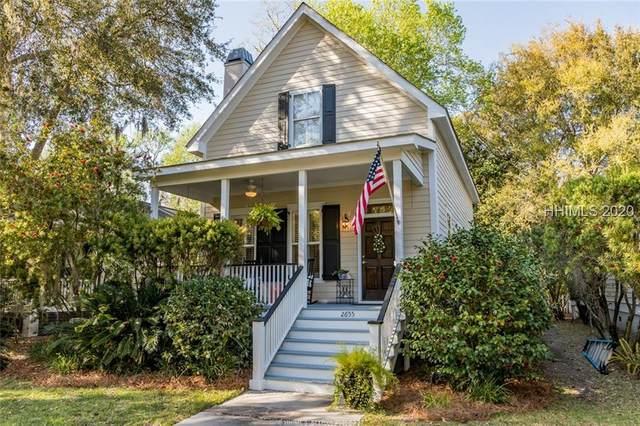 2655 Broad Street, Beaufort, SC 29902 (MLS #401766) :: Hilton Head Dot Real Estate