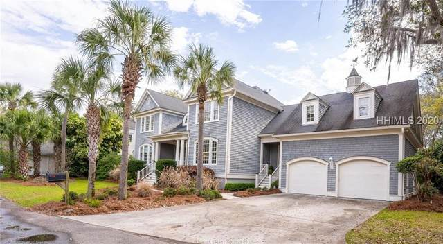 4 Rush Street, Beaufort, SC 29907 (MLS #401787) :: RE/MAX Coastal Realty