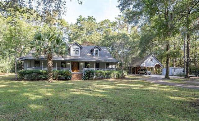 60 James F Byrnes Street, Beaufort, SC 29907 (MLS #401792) :: RE/MAX Coastal Realty