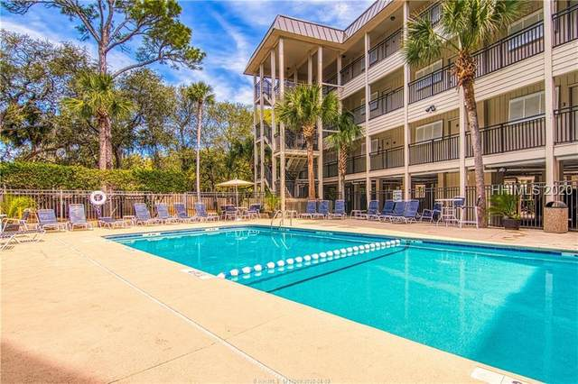 23 S Forest Beach #106, Hilton Head Island, SC 29928 (MLS #401793) :: RE/MAX Island Realty