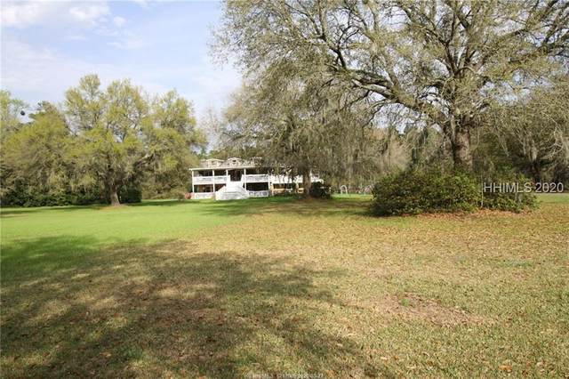 3598 S Okatie Highway, Hardeeville, SC 29927 (MLS #401801) :: RE/MAX Coastal Realty