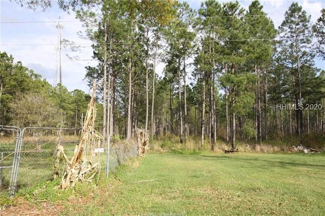 3528 S Okatie Highway, Hardeeville, SC 29927 (MLS #401802) :: RE/MAX Coastal Realty