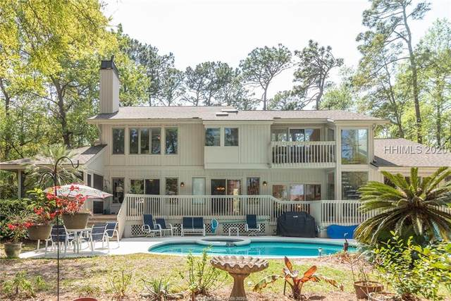 31 Hickory Forest Drive, Hilton Head Island, SC 29926 (MLS #401803) :: Southern Lifestyle Properties