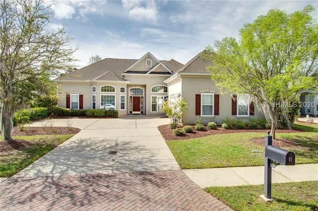 17 Gables Lane, Bluffton, SC 29910 (MLS #401821) :: The Alliance Group Realty