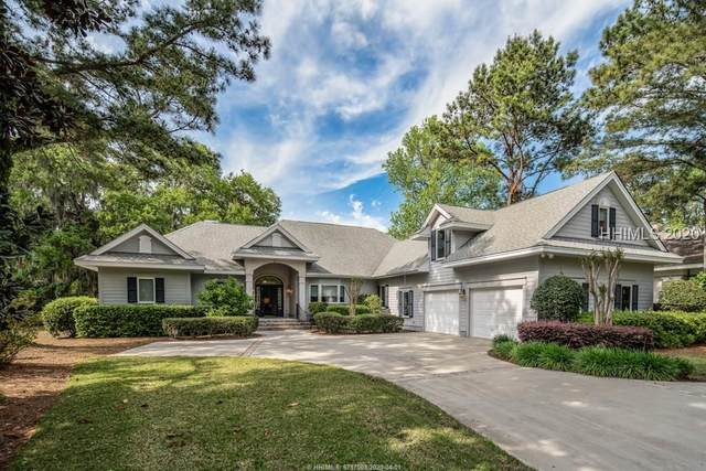 60 Cumberland Drive, Bluffton, SC 29910 (MLS #401835) :: Hilton Head Dot Real Estate