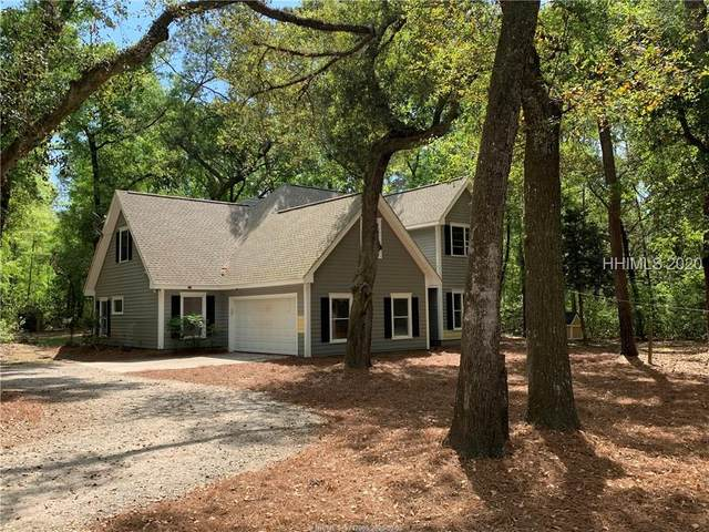 2 Oxeye Lane, Beaufort, SC 29907 (MLS #401840) :: The Alliance Group Realty