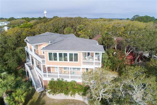 717 Pompano Road, Fripp Island, SC 29920 (MLS #401842) :: The Alliance Group Realty