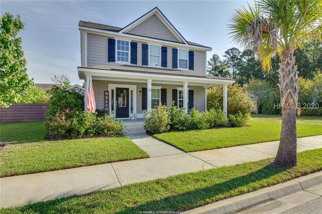 42 Halsey Cir, Bluffton, SC 29910 (MLS #401843) :: The Coastal Living Team