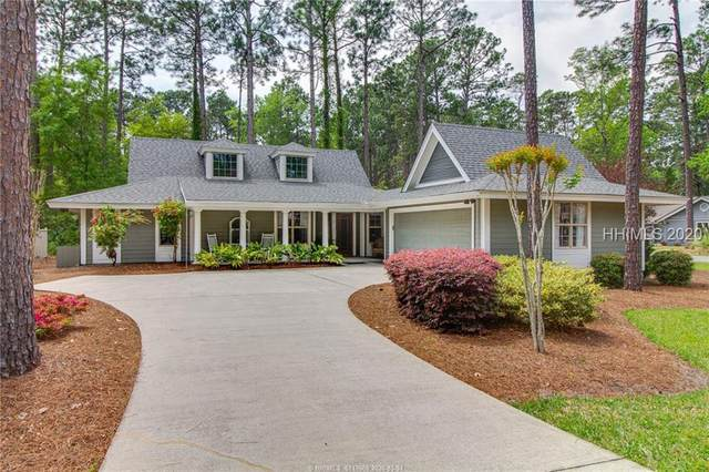 2 Field Sparrow Court, Hilton Head Island, SC 29926 (MLS #401846) :: The Coastal Living Team