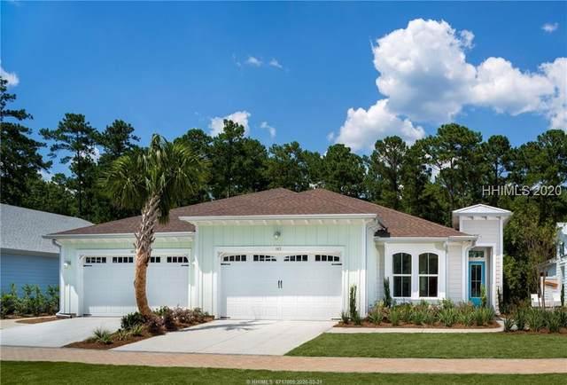 165 Summertime Place, Hardeeville, SC 29927 (MLS #401852) :: The Coastal Living Team