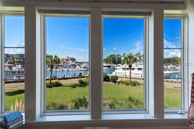 9 Shelter Cove Lane #103, Hilton Head Island, SC 29928 (MLS #401859) :: Collins Group Realty