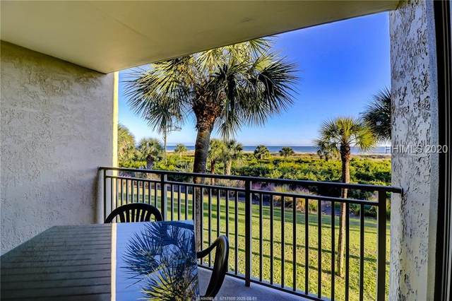 21 S Forest Beach Drive #209, Hilton Head Island, SC 29928 (MLS #401867) :: Southern Lifestyle Properties