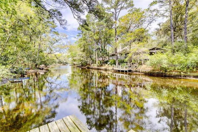 24 Haul Away, Hilton Head Island, SC 29928 (MLS #401873) :: Beth Drake REALTOR®