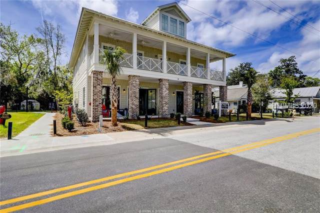 14 Church Street #200, Bluffton, SC 29910 (MLS #401877) :: RE/MAX Island Realty