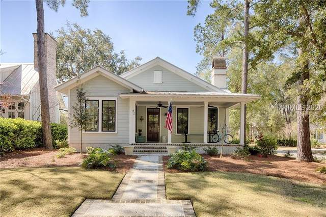 42 Myrtle View St, Bluffton, SC 29910 (MLS #401881) :: The Alliance Group Realty