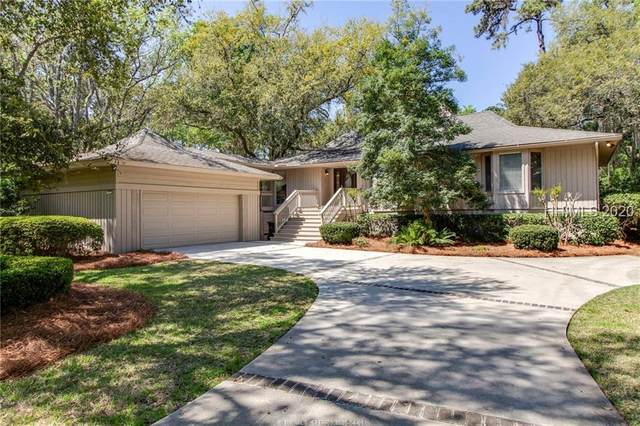 14 SE Starboard Tack, Hilton Head Island, SC 29928 (MLS #401884) :: The Coastal Living Team